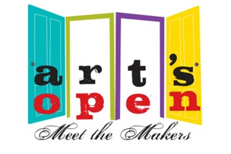 Arts Open - meet the makers