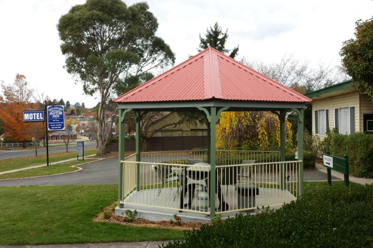 Daylesford Central Gazebo