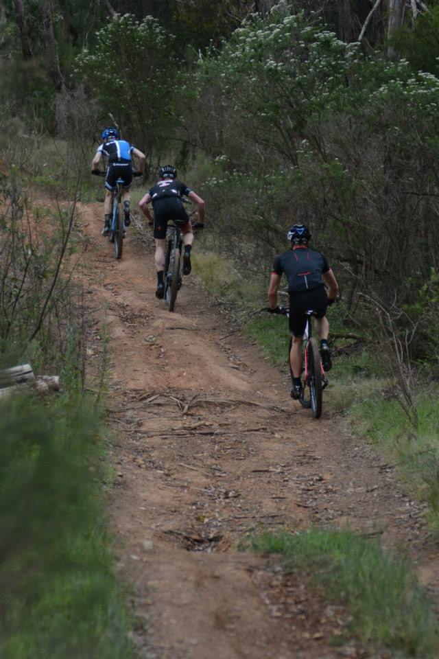 The Brackenbury Mountain Bike Challenge Creswick