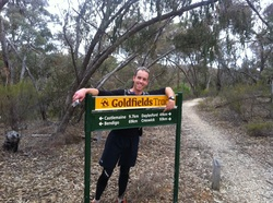 Ultra trail run the Wallaby Track